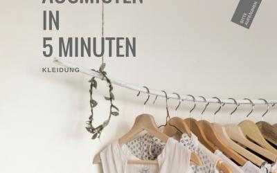 Ausmisten in 5 Minuten #2   Kleidung