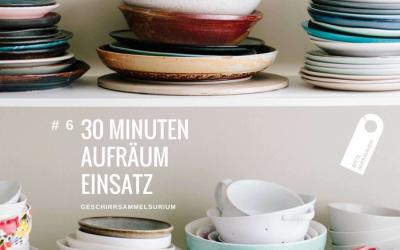 30 Minuten Aufräumeinsatz # 6 | Geschirr